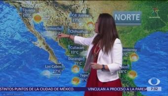 Despierta con Tiempo: Onda de calor sigue en gran parte de México