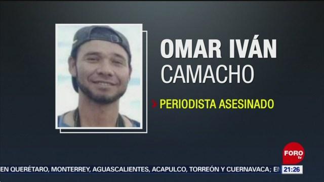 FOTO: Detienen a excandidata por homicidio del periodista Omar Iván Camacho, 18 ABRIL 2019