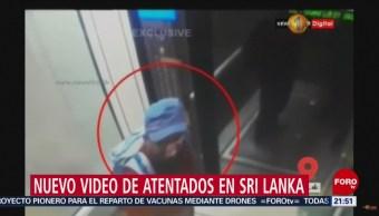 FOTO: Difunden nuevo video de atentados en Sri Lanka, 24 ABRIL 2019