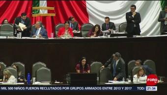 Foto: Diputados APrueban General Particular Reforma Laboral 11 de Abril 2019