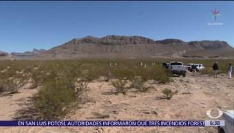 Encuentran otros dos cuerpos en fosas clandestinas de Chihuahua