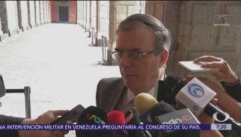 Ebrard: México trabajará con Kevin McAleenan, quien sustituye a Nielsen