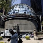 Foto: Sede de la Bolsa Mexicana de Valores (BMV) en Ciudad de México