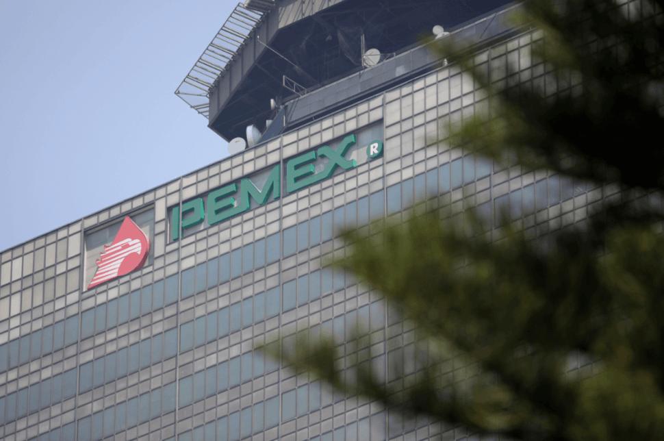 Foto: Edificio de Pemex en la Ciudad de México, 5 de marzo de 2019, México
