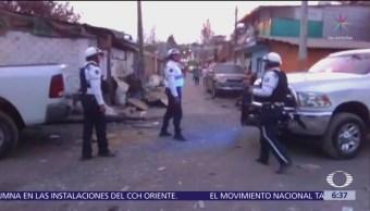 Ejecutan a tres personas en vivienda de Uruapan, Michoacán