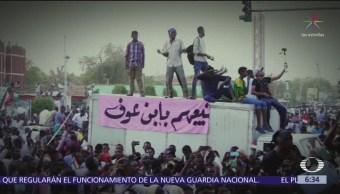 Ejército dan Golpe de Estado en Sudán