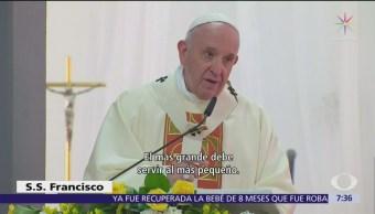 FOTO: El Jueves Santo en el Vaticano, 19 ABRIL 2019