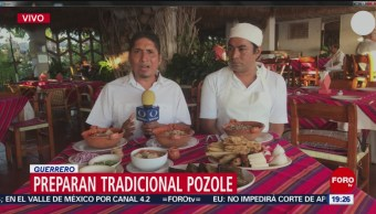 FOTO: El pozole, platillo con más tradición en Guerrero, 13 de abril 2019