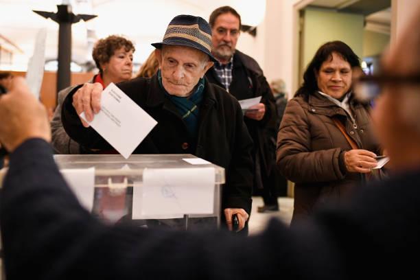Foto: Casi 37 millones de personas acudirán a las urnas este domingo en España, 26 abril 2019
