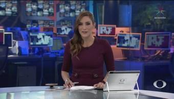 Foto: En Punto Denise Maerker Televisa 23 de Abril 2019