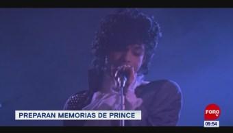 #EspectáculosenExpreso: Preparan memorias de Prince