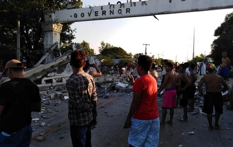 Nuevo sismo de 6.3 grados Richter sacude Filipinas