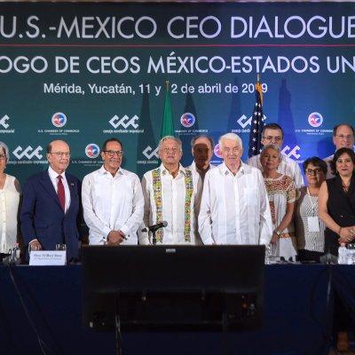 AMLO agradece a Trump apertura para tratar temas comerciales