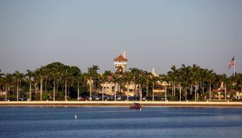 Foto: Imagen panorámica del club Mar-a-Lago del presidente Donald Trump en Florida, EEUU. El 22 de marzo de 2019