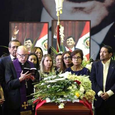 Dejo mi cadáver como muestra de desprecio hacia mis adversarios: expresidente Alan García