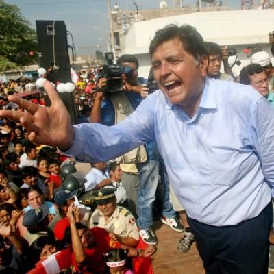 Perú declara tres días de luto por muerte del expresidente Alan García