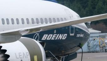 Foto: Realizan pruebas a un avión Boeing 737 MAX en Seattle, Washington, EEUU. El 22 de marzo de 2019