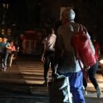 Foto: Varias personas cruzan la calle durante un apagón en Caracas, Venezuela. El 29 de marzo de 2019