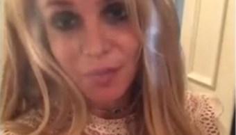 Foto: La cantante Britney Spears habla sobre su estado de salud. El 24 de abril de 2019