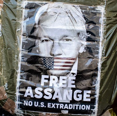 Assange será expulsado de embajada ecuatoriana: WikiLeaks