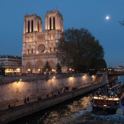 Fotos: Así era Notre Dame antes del incendio