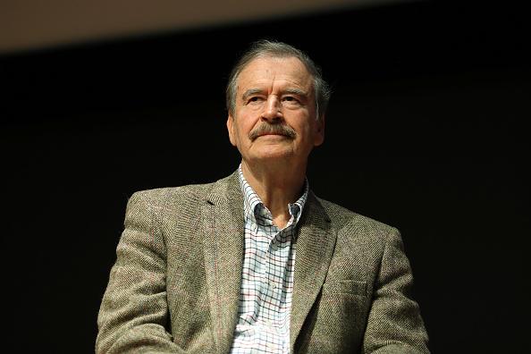 Imagen: El expresidente Vicente Fox denunció que hombres armados intentaron entrar a su rancho en Guanajuato, el 7 de abril de 2019 (Getty Images, archivo)