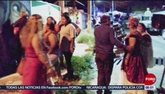 FOTO: Gobernador de Veracruz asegura que no habrá impunidad en ataque armado, 19 ABRIL 2019