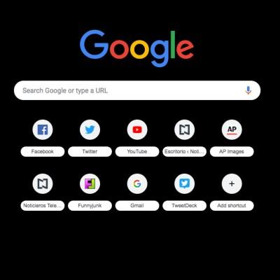 Así habilitas el 'modo oscuro' en Google Chrome