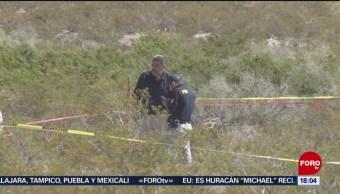 FOTO: Hallan 5 cadáveres en fosas clandestinas en Ciudad Juárez, Chihuahua, 20 ABRIL 2019