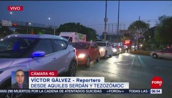 Hombre muere atropellado en Aquiles Serdán, en CDMX