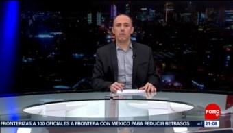 Foto: Hora 21 Julio Patán Forotv 11 de Abril 2019