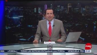 Foto: Hora 21 Julio Patán Forotv 23 de Abril 2019