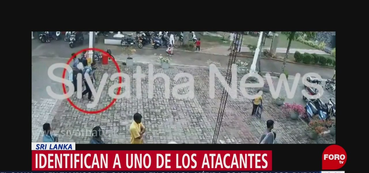 Identifican en video a uno de los agresores de Sri Lanka