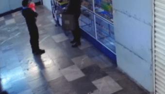 Foto: Imagen de mujer que robó a bebé Nancy, abril 2019, México