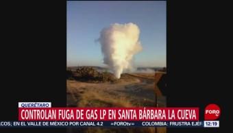 FOTO:Impresionante fuga de gas LP se registra en San Juan del Río, Querétaro, 19 ABRIL 2019