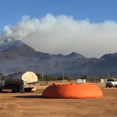 Permanecen activos 19 incendios forestales en Chiapas