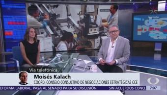 Inversionistas necesitan claridad respecto a la reforma energética: Moisés Kalach