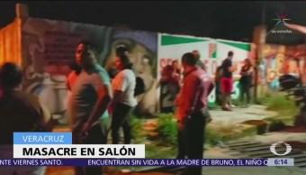 Investigan ataque en fiesta de Minatitlán, Veracruz