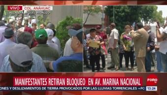 FOTO: Jubilados de Pemex protestan por falta de medicinas