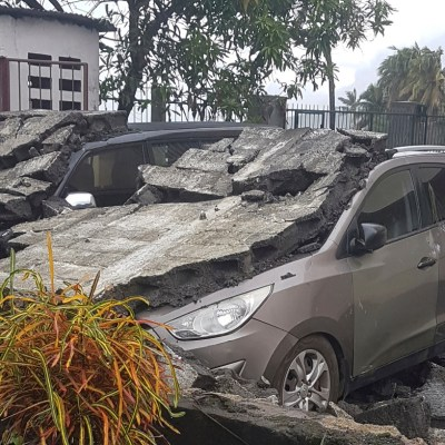 África: Ciclón 'Kenneth' toca tierra en Mozambique