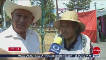 FOTO: La actividad del Popocatépetl afecta a comerciantes, 7 de abril 2019