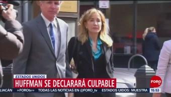 Foto: La actriz Felicity Huffman se declarará culpable de pagar sobornos