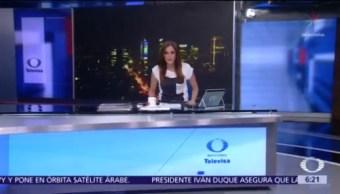 Las noticias, con Danielle Dithurbide: Programa del 12 de abril del 2019