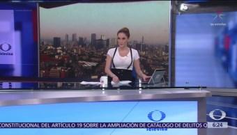 Las noticias, con Danielle Dithurbide: Programa del 5 de abril del 2019