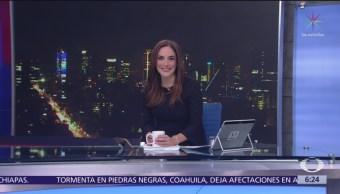 Las noticias, con Danielle Dithurbide: Programa del 8 de abril del 2019