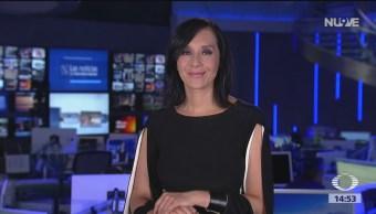 Foto: Las Noticias, con Karla Iberia: Programa del 11 de abril del 2019