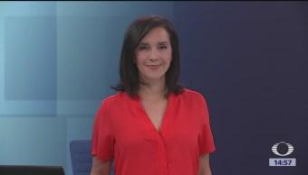 Foto: Las Noticias, con Karla Iberia: Programa del 23 de abril del 2019