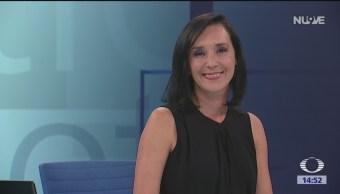 Foto: Las Noticias, con Karla Iberia: Programa del 9 de abril del 2019
