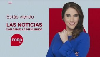 Foto: Las Noticias Danielle Dithurbide 12 de Abril 2019