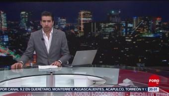 FOTO:Las Noticias de las 20:00 horas, con Danielle Dithurbide: Programa del 24 de abril de 2019, 24 ABRIL 2019
